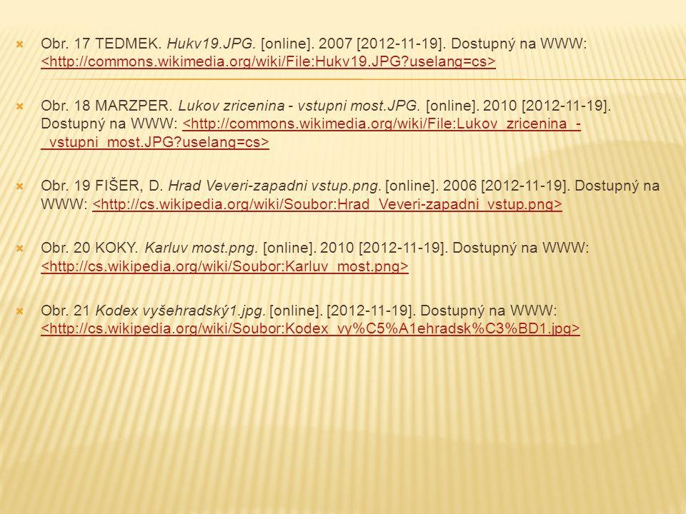 Obr. 17 TEDMEK. Hukv19. JPG. [online]. 2007 [2012-11-19]